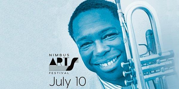 Nimbus Arts Festival presents Jazz In The City on July 10