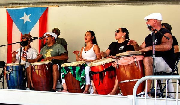 Nimbus Arts Festival Closes Out With Música y Ritmos on Sunday