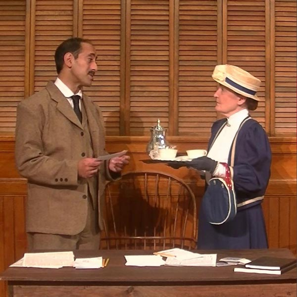 """East Lynne Theater Company Presents """"Nothing Matters"""" Online"""