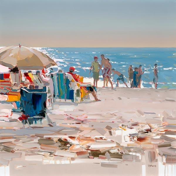 """Ocean Galleries presents """"HEALING"""" by Josef Kote August 7-9"""