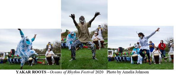 28th Annual Oceans of Rhythm Festival To Take Place October 2nd