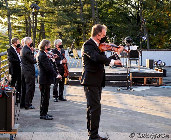 Members Of The Orpheus Chamber Orchestra returns To Morris Museum On June 20
