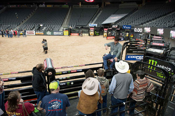 Professional Bull Riders Come To Prudential Center September 18-19