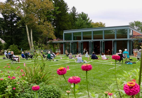 Princeton Symphony Orchestra Presents Outdoor Chamber Concert Series Throughout May