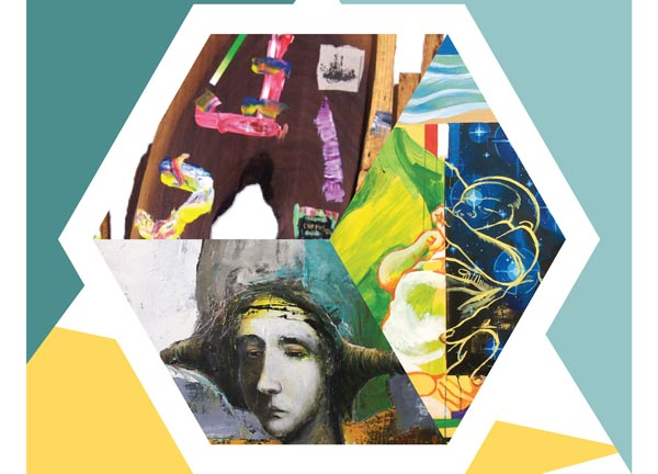 Passaic County Arts Center Presents Exhibits by Michael Murphy, Juan Ramiro Torres, and Jesse Wright