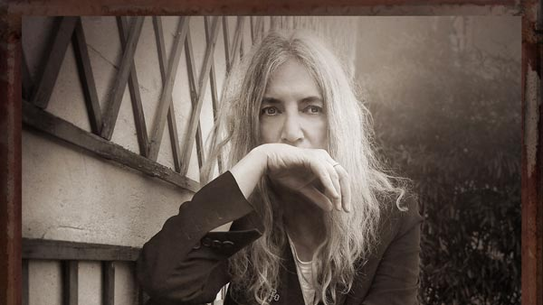 Patti Smith To Perform Free Show In Central Park On Sunday