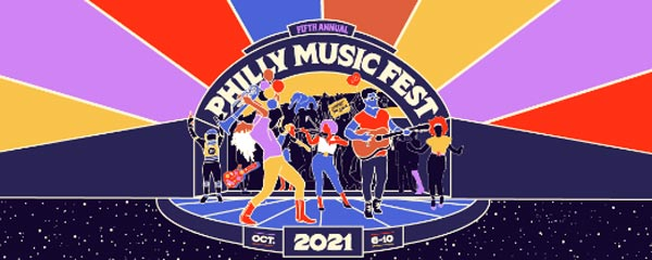 Philly Music Fest To Take Place October 6-10 with Expanded Covid-19 Protocols