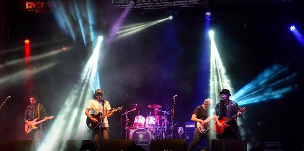 Newton Theatre Presents Pirate Flag - Kenny Chesney Tribute Band On August 27