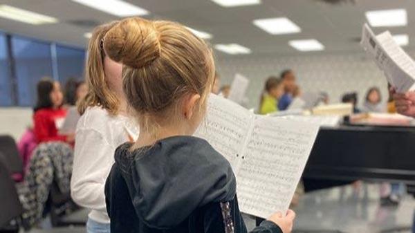 Westrick Music Academy Now Enrolling for Poco Voce Choir