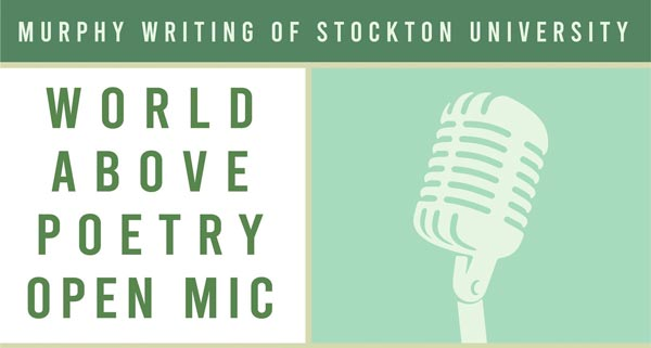 World Above: Poetry Open Mic On Wednesday in Atlantic City