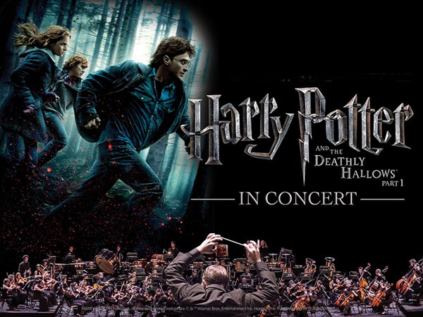 NJSO and NJPAC Present 7th Installment of Harry Potter Film Concert Series On October 30