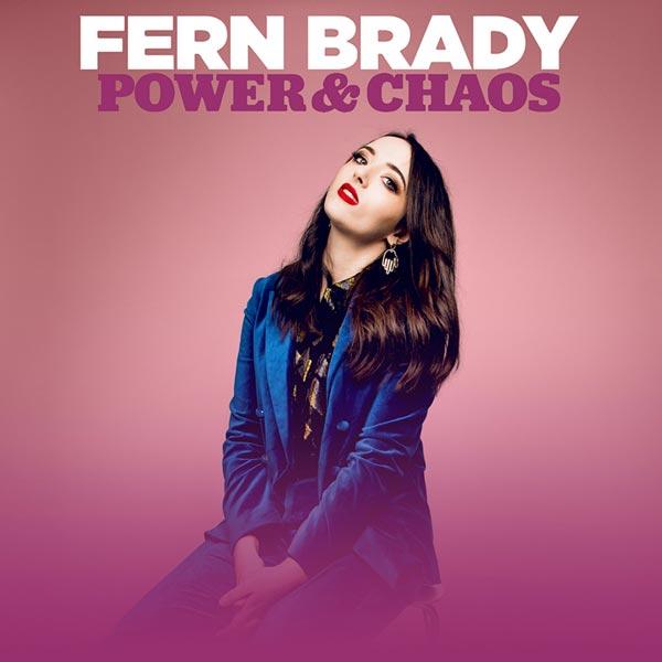 """Fern Brady Releases """"Power & Chaos"""""""
