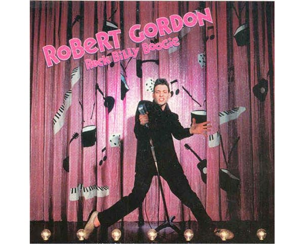 Robert Gordon To Perform At The Stanhope House on September 25