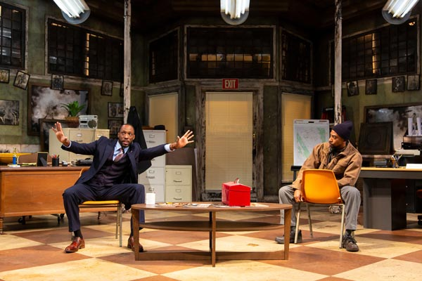 Two River Theater Presents August Wilson