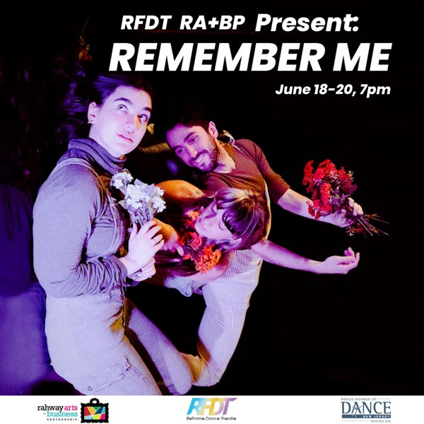 """ReFrame Dance Theatre Presents """"Remember Me"""""""