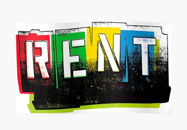 "Broadway Theatre of Pitman Presents ""Rent"""