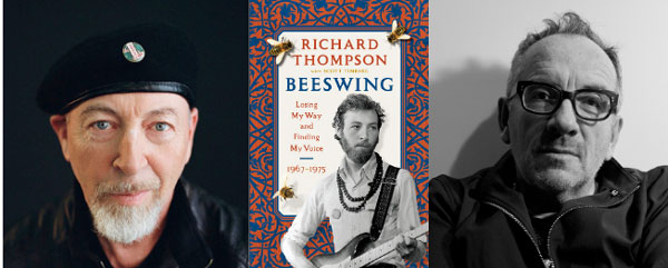 Richard Thompson & Elvis Costello To Launch Richard