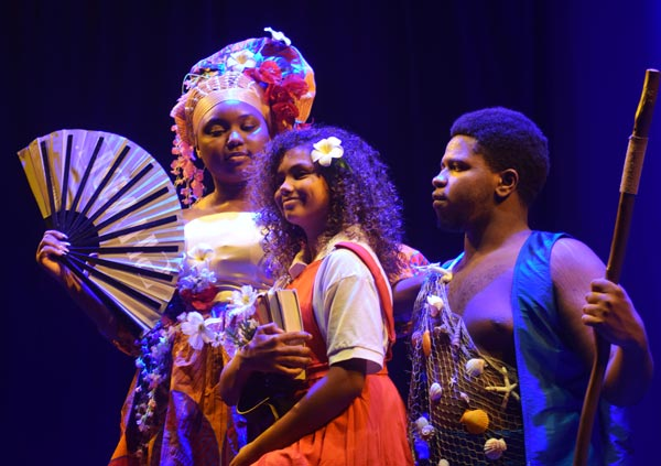 """The Ritz Theatre Company Returns With """"Once On This Island"""""""