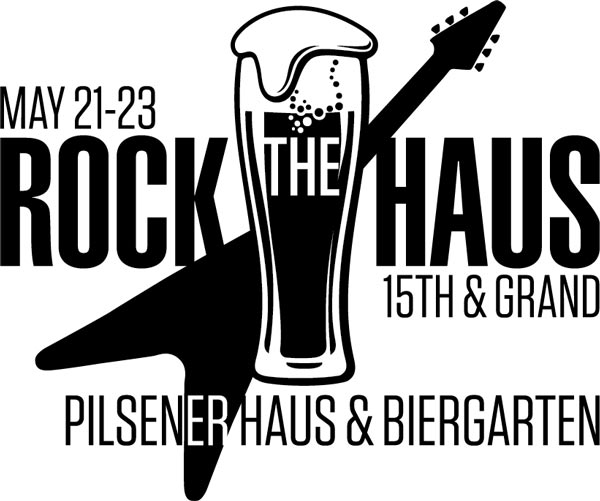 "Pilsener Haus & Biergarten Present Inaugural ""Rock the Haus"" Music Festival In Hoboken May 21-23"