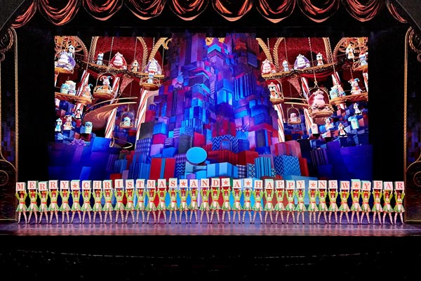 The Christmas Spectacular Starring the Radio City Rockettes Returns After Missing 2020
