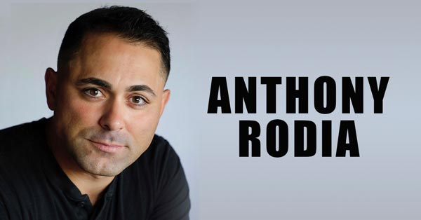 Count Basie Center for the Arts Presents Anthony Rodia