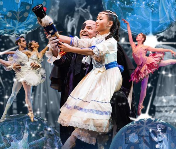 """Roxey Ballet Presents """"The Nutcracker"""" With In-Person and Livestream Options"""