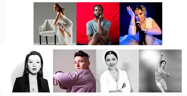 "SOPAC Presents ""Capturing The Moment"" - A Showcase of New Jersey Choreographer Fellows April 30-May 1"