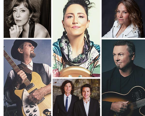 9 Singer-Songwriters To See At SOPAC During 2021-22 Season