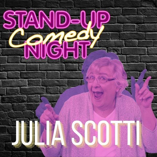 The Eagle Theatre Presents Julia Scotti September 24-25