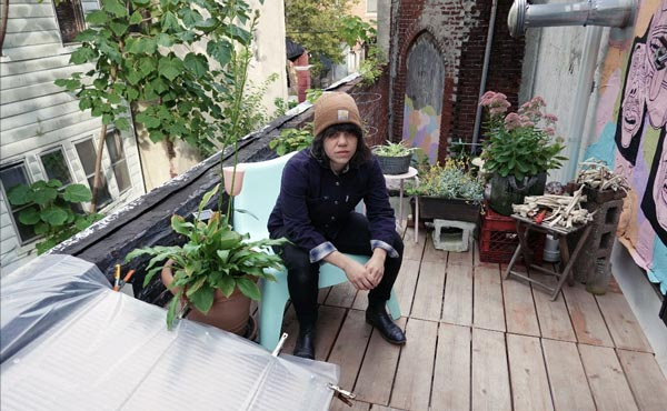 """Marissa Paternoster To Release Solo Album, """"Peace Meter"""" on December 3rd"""