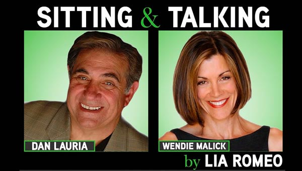 "NJ Rep Offers ""Sitting & Talking"" With Dan Lauria and Wendie Malick Online Through This Weekend"