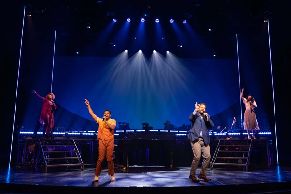 """REVIEW: """"Songs for a New World"""" at Paper Mill Playhouse"""