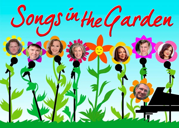 Vivid Stage Presents Songs in the Garden On August 4th