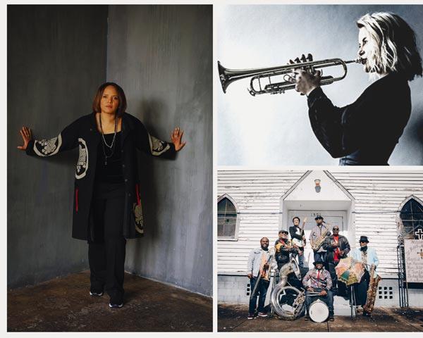 Jazz, R&B Shows Fill SOPAC's 2021-22 Season
