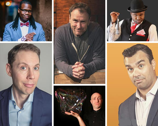 SOPAC Has A Season Of Comedy In Store For You