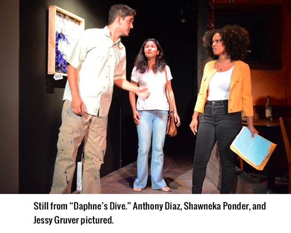 "South Camden Theatre Company Presents ""Daphne"
