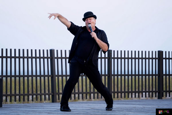 """""""Broadway Meets the Beach"""" LIVE! on the Seaside Heights Boardwalk"""