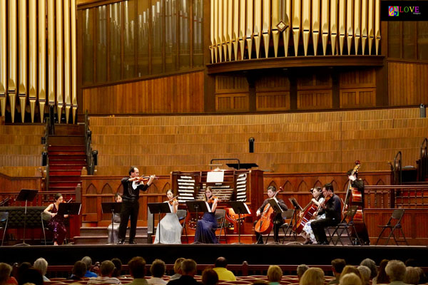 """""""Restored, Refreshed, Renewed in Spirit."""" The Solisti Ensemble LIVE! at Ocean Grove"""