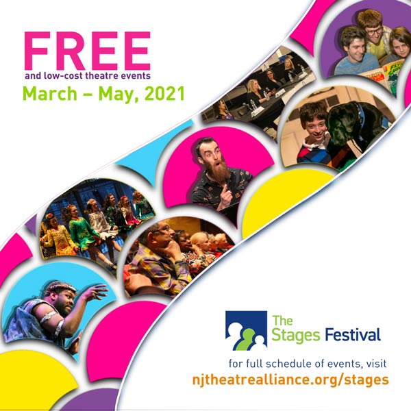 New Jersey Theatre Alliance's Stages Festival Continues Throughout May
