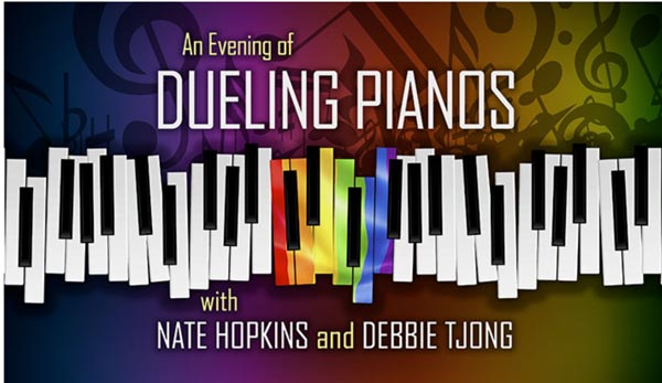 State Theatre presents a Pride Month event on Zoom: An Evening of Dueling Pianos