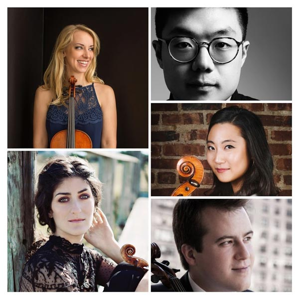 Music At Bunker Hill Presents A Festival of Strings Live Concert On May 22nd