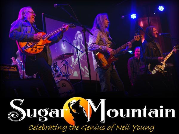 Sugar Mountain Returns To The Newton Theatre On November 6th