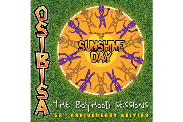 """Afro-Rock Legends Osibisa To Release """"Sunshine Day: The Boyhood Sessions"""" 50th Anniversary Edition"""