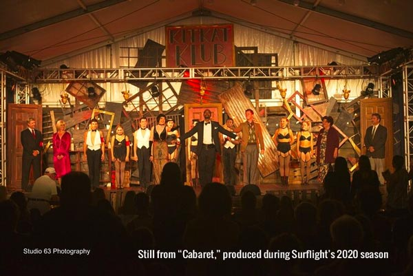 Another Summer at Surflight -- How the Shore Theatre Keeps Shining
