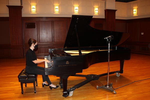 Haley Wright, Student at TCNJ, Chosen To Compose Music for American Repertory Ballet