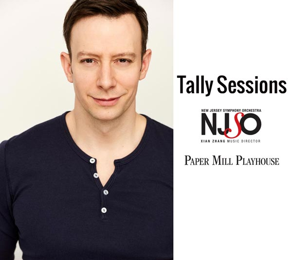 "NJSO and Paper Mill Playhouse present ""Being Alive"" Featuring Tally Sessions on April 13"
