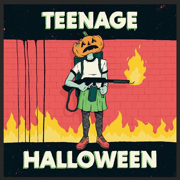 "Teenage Halloween Releases ""Drown"""