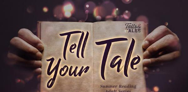 """Ocean County Library's """"Tell Your Tale"""" Virtual Series Runs June 24 to August 10"""