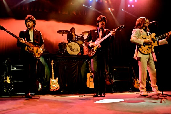 State Theatre New Jersey presents The Fab Four On October 28