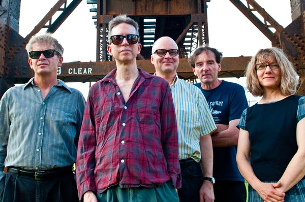 The Feelies To Perform At White Eagle Hall on November 6th